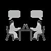 3889 - Chatting